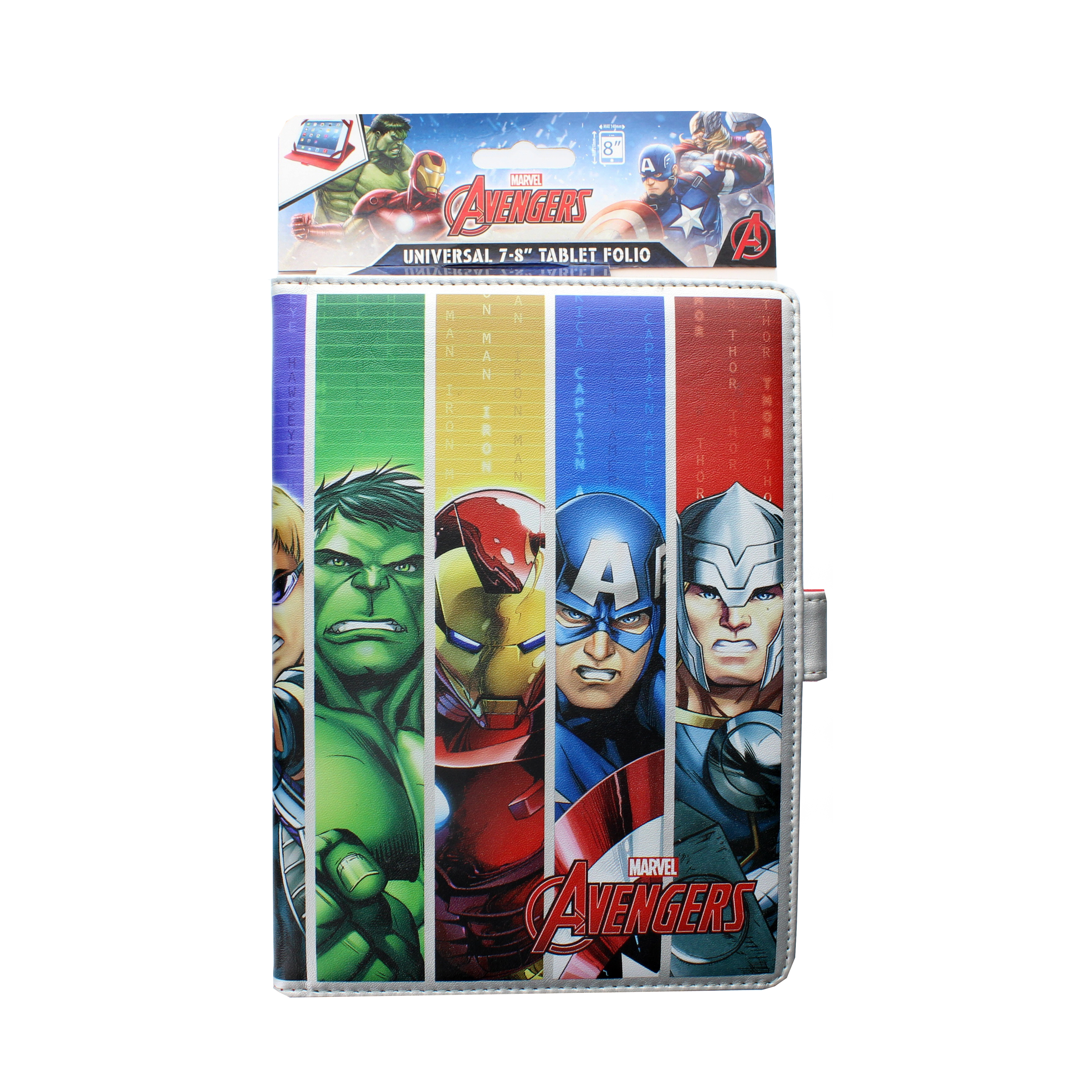 Marvel Avengers tablet case (7/8