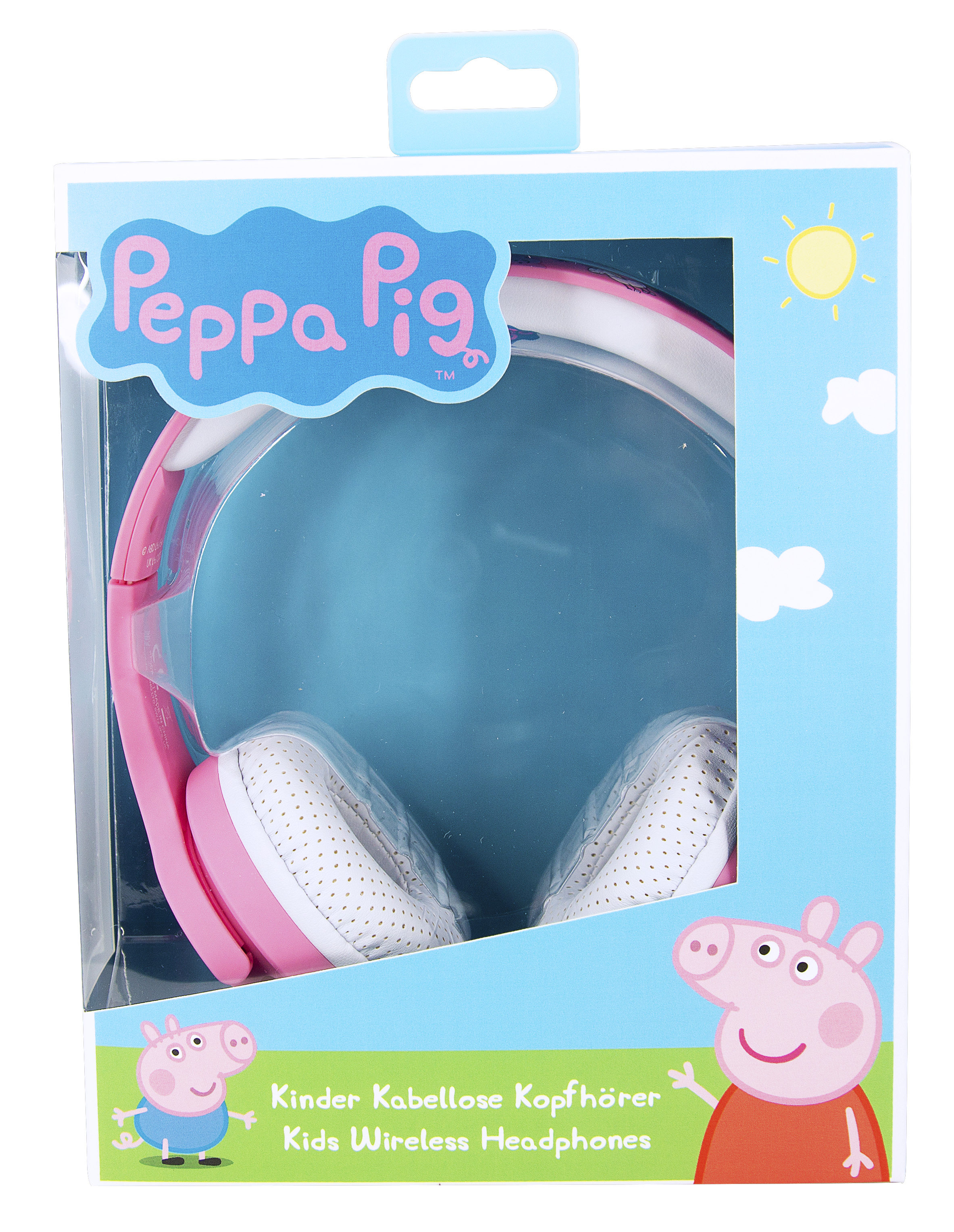Peppa Pig - Junior Bluetooth koptelefoon