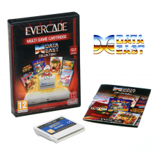 Evercade Data East - Cartridge 1