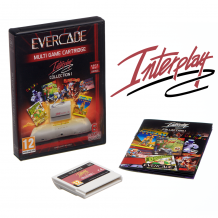 Evercade Interplay - cartridge 1