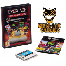 Evercade Mega Cat Studios - Cartridge 1