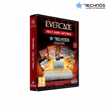 Evercade Technos - Cartridge 1