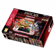 Evercade retro handheld - premium pack