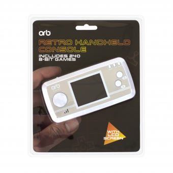 Retro Handheld Console V2 (240 games)