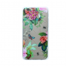 Accessorize Botanical Bloom clear case (iPhone 6/7)