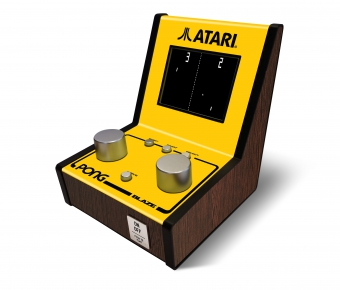Atari Mini Arcade - Paddle Control (12 games)