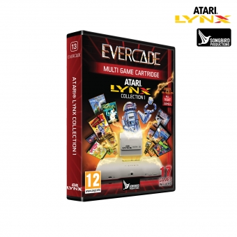 Evercade Atari Lynx - Cartridge 1