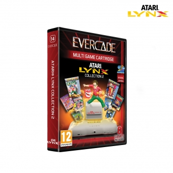 Evercade Atari Lynx - Cartridge 2