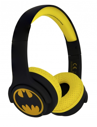 Batman - Junior Bluetooth koptelefoon