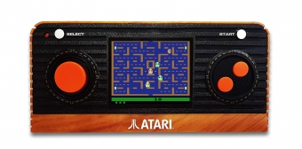Atari Retro Handheld - Pac Man Edition (60 games)