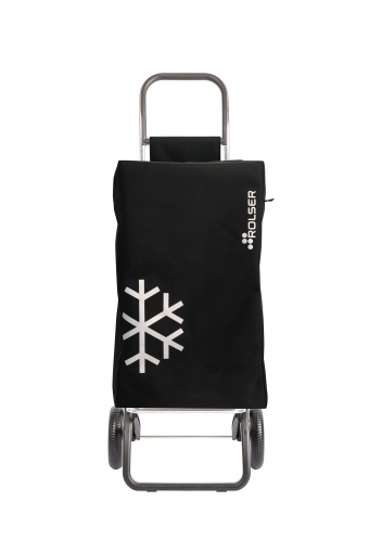Rolser shopping trolley - Igloo Termo MF (Negro / Convert RG)