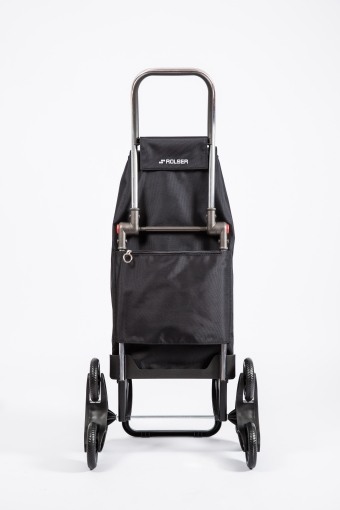 Rolser shopping trolley - Eco IMax (Mandarina/Logic Rd6)