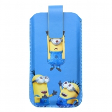 Minions hanging telefoonhoes