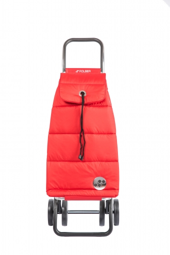 Rolser shopping trolley - Pac Polar (Rojo / Logic Dos+2)