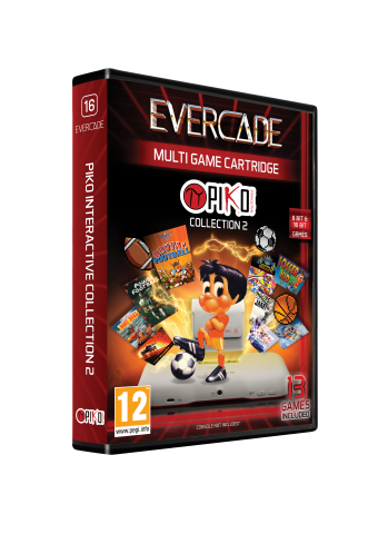 Evercade Piko Interactive - cartridge 2