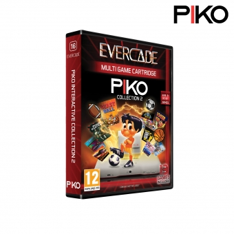Evercade Piko - cartridge 2