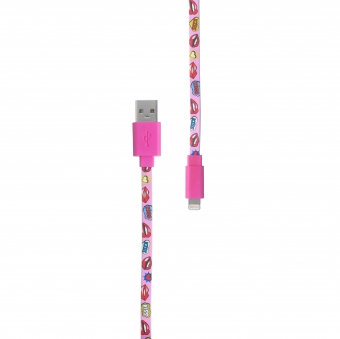 Pop Power - Kissing Lips lightning kabel